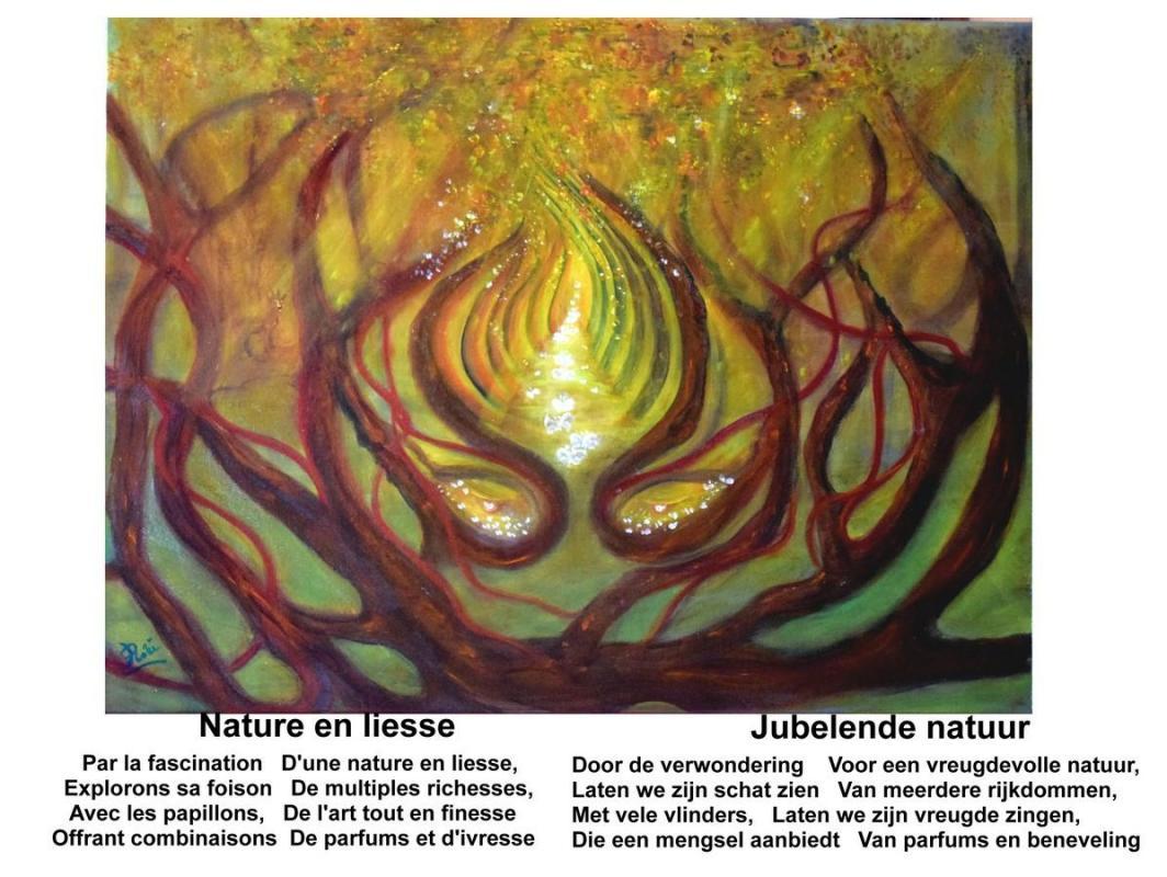 Nature en liesse